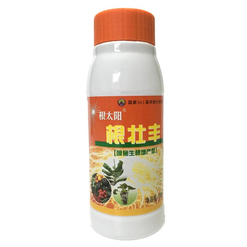 植物龙  根壮丰 喷施生根增产型氨基酸水溶肥 200ml*1瓶