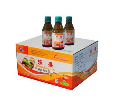 江苏腾龙 全拢 40%乐果乳油 300克*20瓶/箱